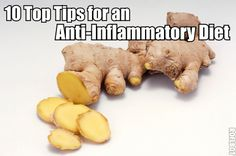 Effective 10 Tips for an Anti-Inflammatory Diet Plan. Discover more about these 10 tips for an anti-inflammatory diet plan that consists of inflammation-fighting food, drinks and herbal supplements to prevent pain attack...