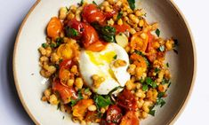 Veggie Recipes, Real Food Recipes, Veggie Dinners, Beans Recipes, Yummy Recipes, Vegetarian Cooking, Vegetarian Recipes, Lentil Bean Recipe, Bon Appetit