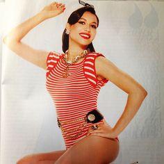 perfect Naya Rivera