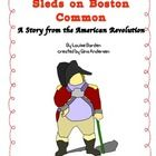 """This packet is a Fifth Grade Treasures Resources for """"Sleds on Boston Common"""". These resources can also be used for the skills.     Resources include..."""