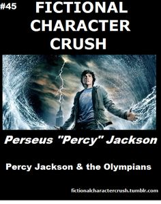 """#45 - Perseus """"Percy"""" Jackson from Percy Jackson & Olympians"""