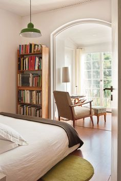 Bookcase, Shelves, Bedroom, Home Decor, Lisbon, Skyscrapers, Houses, Hotels, House Decorations