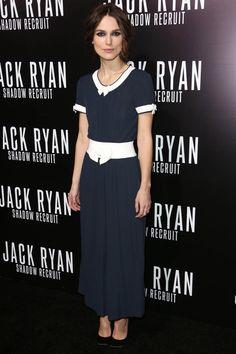 Keira Knightley - best dressed - Chanel dress