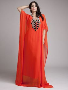 Latest Fashion Of Multi Colored Fancy Abayas 2015-16 For women