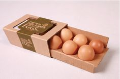 MAR 2012The brief is to choose a packaging for a product that is not sustainable for our environment and re-package it. The product that I had chosen is chicken eggs. Most of the egg carton that could be found in the market is either in plastic or molded…
