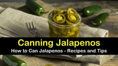 Discover that canning jalapenos in a water bath or pressure canner is easy! Our guide shows you how to preserve whole peppers for cowboy candy, cream cheeses, and pepper jelly. Your family will thank you! Canning Jalapeno Peppers, Canned Jalapenos, Pickling Jalapenos, Stuffed Jalapeno Peppers, Canning Salsa, Canning Pickles, Jalapeno Burger, Jalapeno Recipes, Cajun Recipes