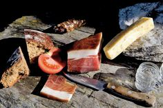 Austrian Cuisine, Wellness, Bacon, Cheese, Fish, Snacks, Kitchen, Gourmet, Europe