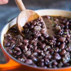 Chipotle Black Beans Recipe (Copycat)