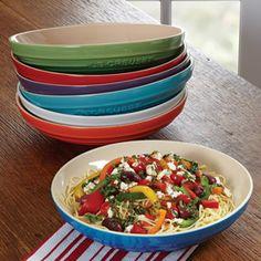 Shop Le Creuset Fruit/Pasta Bowl, 10-1/4 inch at CHEFS.