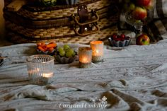 Tipps für ein kuscheliges Indoor-Picknick und Blitz- Rezepte Indoor Picnic, Blitz, Picnic Table, Table Settings, Fall, Home, Tips, Recipes, Nice Asses