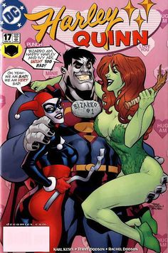 Harley Quinn #17 - We Am VERY Bad! (Issue)