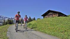 AlpAbfahrt Trottibike Betelberg - Die rasante AlpAbfahrt  auf zwei Rädern