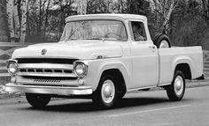 Classic Pickup Trucks, Ford Pickup Trucks, New Trucks, Small Trucks, Sport Truck, Ford F Series, Four Wheel Drive, Ford Motor Company, Vintage Trucks
