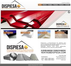 Cliente: Dispiesa - www.dispiesa.com Salvatore Ferragamo, Enamels, Roof Deck, Ceilings, Blue Prints