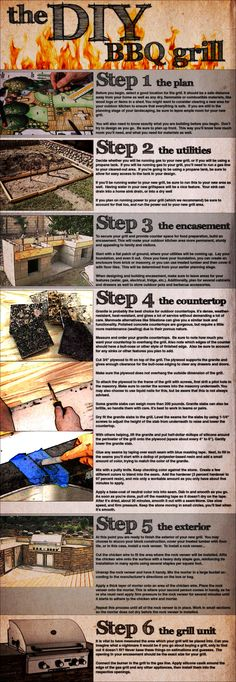 How To Build Your Own BBQ