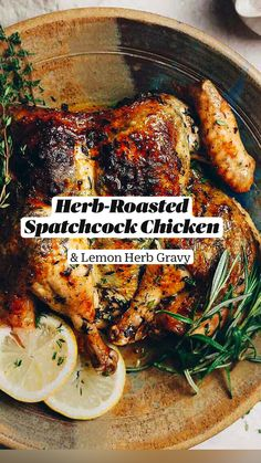 Real Food Recipes, Keto Recipes, Dinner Recipes, Cooking Recipes, Healthy Recipes, Roasted Chicken, Spatchcock Chicken, Turkey Recipes, Chicken Recipes