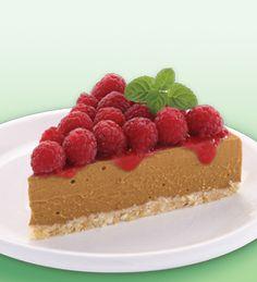 Cheesecake de dulce de leche #receta #light