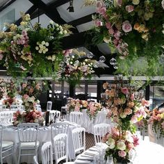 This floral display by Seed Flora at Doltone House's Loft on Sydney Harbour is magic!! http://www.doltonehouse.com.au/
