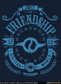 Digimon Crest of Friendship
