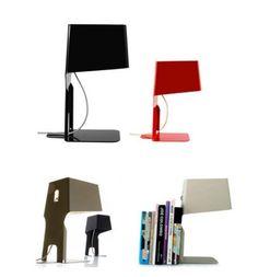 Leti Table Lamp by Matteo Ragni.