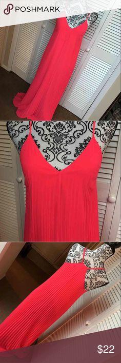 Victoria's Secret Maxi Dress Size xs  Hot pink  Adjustable straps  New without tags Victoria's Secret Dresses Maxi
