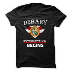 Debary  Florida  Its... T-Shirts Hoodie
