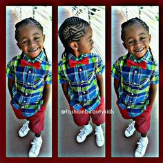 He is too handsome! Baby Boy Swag, Kid Swag, Cute Baby Boy, Baby Boys, Cute Kids Fashion, Little Boy Fashion, Baby Boy Fashion, Little Boy Braids, Braids For Boys