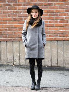 minimalistic coat