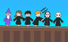 Potter Puppet pals FTW! Potter Puppet Pals, Puppets, Fallout Vault, Harry Potter, Family Guy, Fandoms, Guys, Fictional Characters, Search