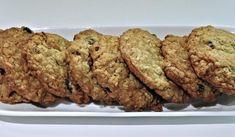 Jak upéct měkké marokánky | recept Coconut Flour Cookies, Oat Cookies, Cookies Et Biscuits, Chocolate Chip Cookies, Making Cookies, Healthy Cookies, Maple Cookies, Cookies Kids, Cookies Vegan