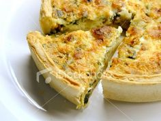 Impossible Quiche...A Bisquick recipe that's 20+ years old. Follow the filling recipe as is or use it as a guide and create your own flavor combinations.