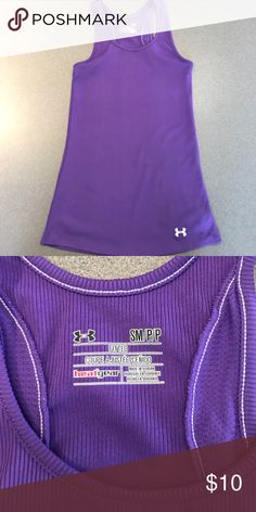 Under Armor women's tank top. Size small. Under Armor women's tank top size small. Great condition. Like new!  Comes from a smoke free home. Under Armour Tops Tank Tops