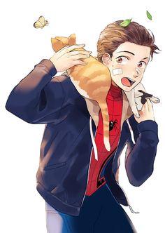 Com o gato por peyoberry