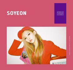 (G)I-DLE Soyeon - I Am