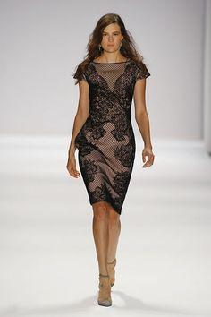 Tadashi Shoji - NY Fashion Week - 2014