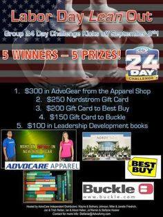If you are interested in losing weight and have tried everything else, how about giving Advocare a try. The results are phenomenal from all the pictures I have seen. Join the 24 day challenge with me. http://www.advocare.com/150846818