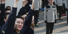 Photos of JYJ's Junsu at police education training revealed http://www.allkpop.com/article/2017/03/photos-of-jyjs-junsu-at-police-education-training-revealed