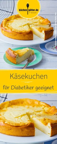 Diabetic cake: recipe for cheesecake without soil. Diabetic cake: recipe for cheesecake without soil. The post Diabetic cake: recipe for cheesecake without soil. appeared first on Gesundheit. Diabetic Cake, Cure Diabetes Naturally, Diabetes Treatment, Food Cakes, Cheesecake Recipes, Hot Dog Buns, Low Carb Recipes, The Cure, Healthy Eating