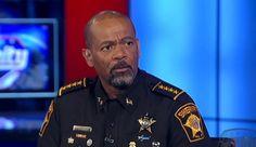 Sheriff David Clarke harshly criticizes Black Lives Matter
