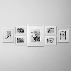 Buy Natural Gallery Perfect Frame Set from our Photo Frames & Accessories range at John Lewis. Picture Wall Living Room, Aperture Photo, Gallery Wall Layout, Picture Layouts, Multi Photo, Pretty Bedroom, Hanging Pictures, Perfect Photo, Picture Frames