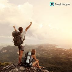 #backpacker #travel #companion #therealsocialmedia #meetpeople
