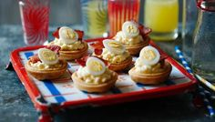 breakfast canapes - Google Search
