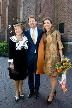 Princess Margiet, Prince Floris and Princess Aimee.