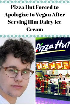 You either love them or you hate them. I'm sorry, but there seems to be very little middle ground when it comes to the subject of Veganism and the people who choose to love their life that way. Local Pizza, Eat Pizza, Pizza Hut, Ice Cream Pizza, Vegan Ice Cream, Awesome Wow, Amazing, Ice Cream Factory, Grab Food