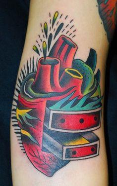 Miss Arianna Tattoo Artist