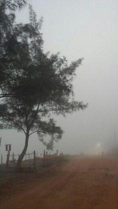 Nevoeiro em Itaipuaçu