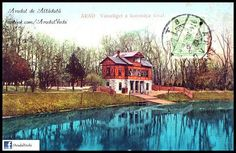 Arad - Păduricea la 1914