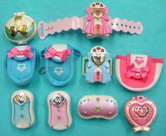 Pretty Cure, Disney Princess Carriage, Cute Teen Rooms, Sailor Moon Usagi, Anime Weapons, Hello Kitty Items, Barbie Movies, Kawaii Jewelry, Aesthetic Japan
