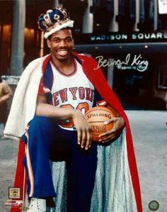 Bernard King (born December 4, 1956) is a retired American professional basketball player