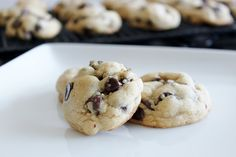 Cooper Cookin': Puffy Chocolate Chip Cookies